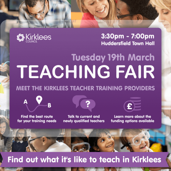 Teacher training event - March 2019